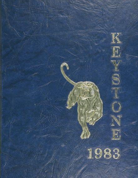 1983 Thomas Stone High School Yearbook Cover