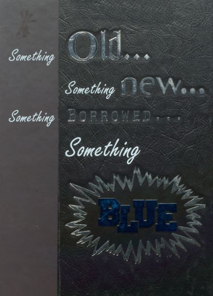 2002 Lincoln High School Yearbook Cover