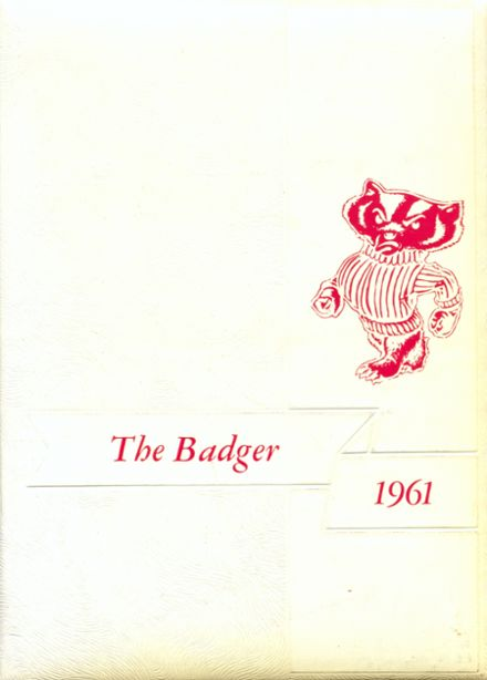 1961 Valentine High School Yearbook Cover
