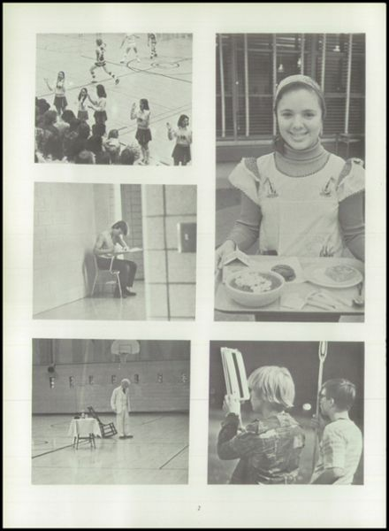 1976 Columbus High School Yearbook Page 6