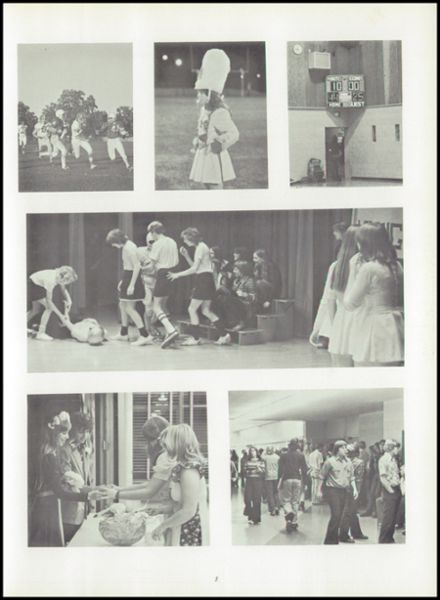 1976 Columbus High School Yearbook Page 7
