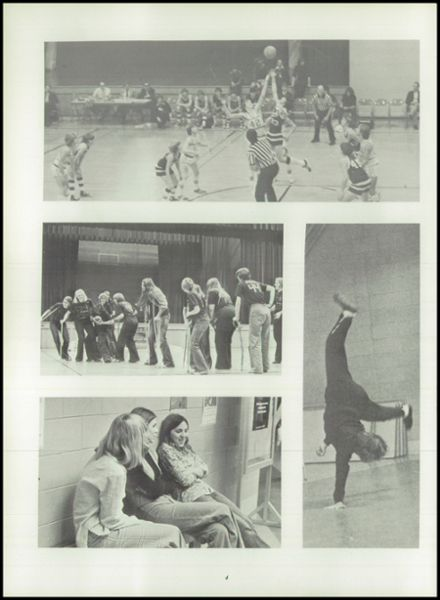 1976 Columbus High School Yearbook Page 8