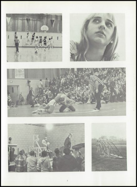 1976 Columbus High School Yearbook Page 9