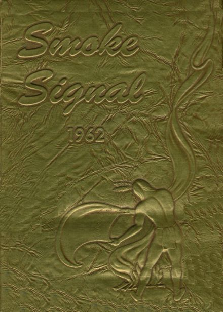 1962 Wayne High School Yearbook Cover