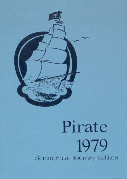1979 Cyril High School Yearbook Cover