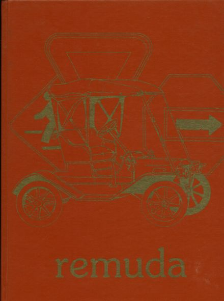 1981 Walther Lutheran High School Yearbook Cover
