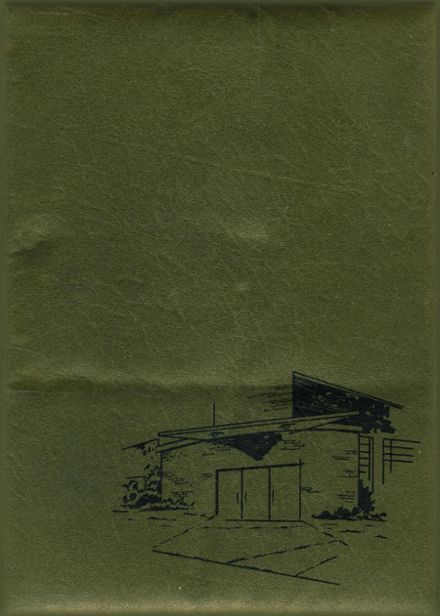 1959 Springhill High School Yearbook Cover