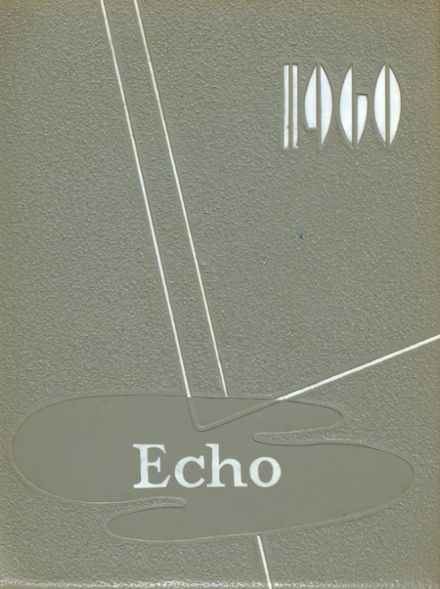 1960 Plains High School Yearbook Cover