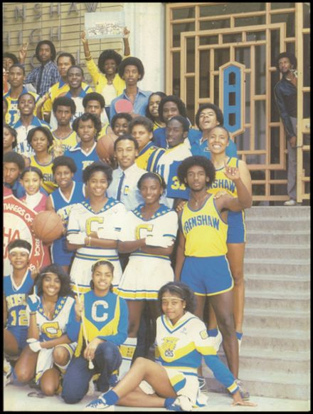 9e67a4612423 ... 1982 Crenshaw High School Yearbook Page 3