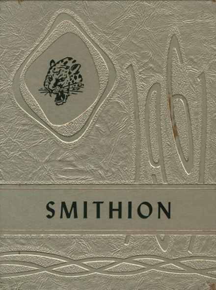 1961 Smithsburg High School Yearbook Cover