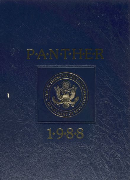 1988 O'Fallon Township High School Yearbook Cover