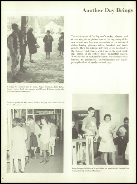 1965 Bloomfield High School Yearbook Page 8