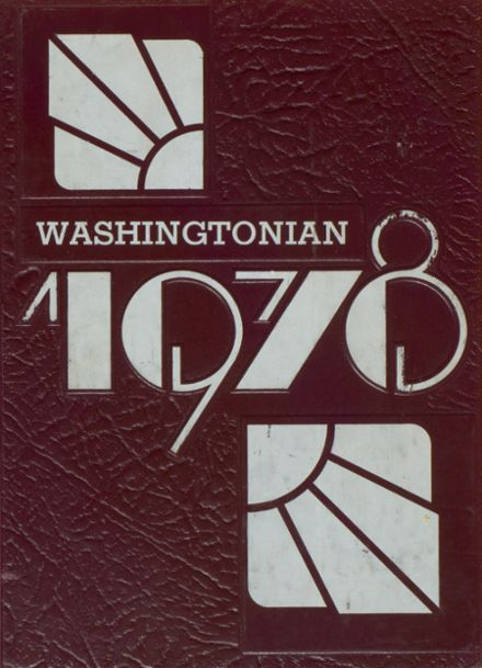 1978 Booker T. Washington High School Yearbook Cover