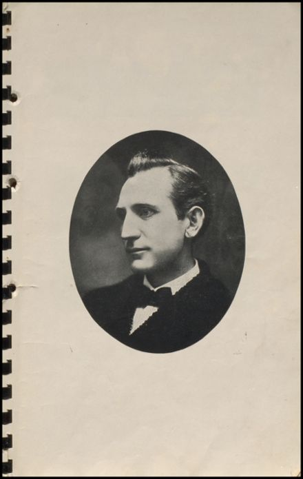 1915 Hennessey High School Yearbook Page 5