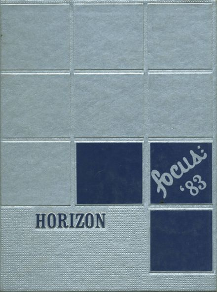 1983 Tempe High School Yearbook Cover