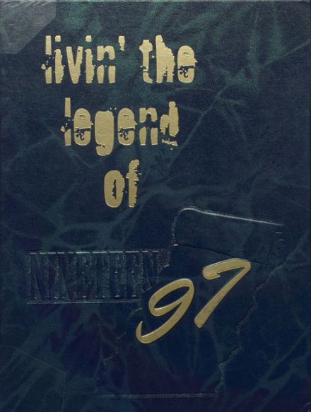1997 Ionia High School Yearbook Cover