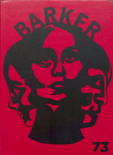 1973 Bradford High School Yearbook Cover