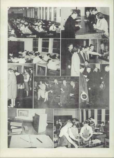 1941 Perrysburg High School Yearbook Page 6
