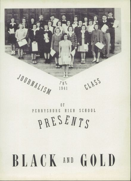 1941 Perrysburg High School Yearbook Page 7