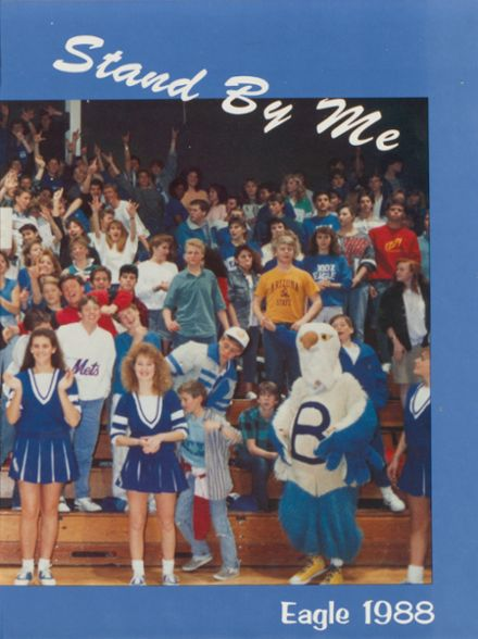 1988 Broomfield High School Yearbook Cover