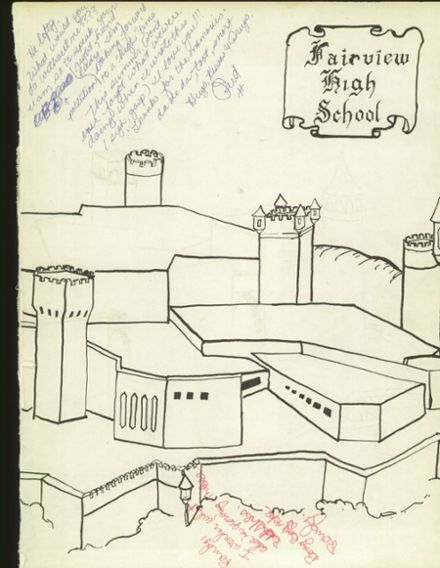 1978 Fairview High School Yearbook Page 3