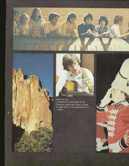 1978 Fairview High School Yearbook Page 7