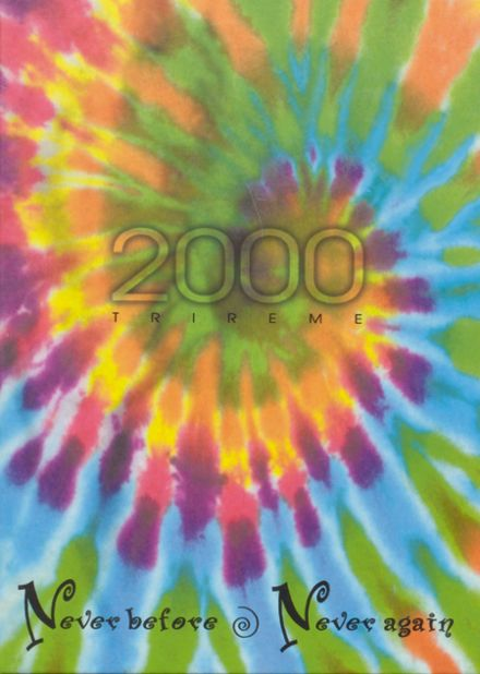 2000 Ford City High School Yearbook Cover
