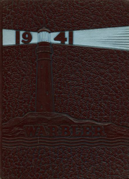 1941 Mitchell High School Yearbook Cover