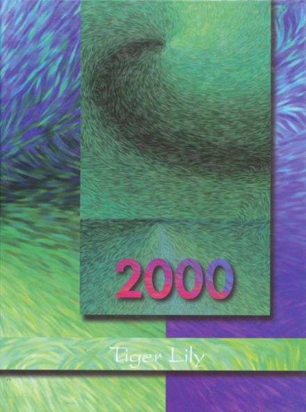 2000 Port Allegany High School Yearbook Cover