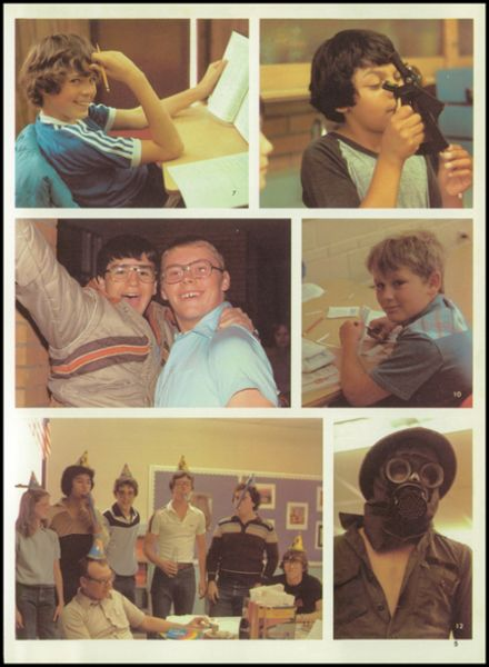 1983 Elkhart High School Yearbook Page 9