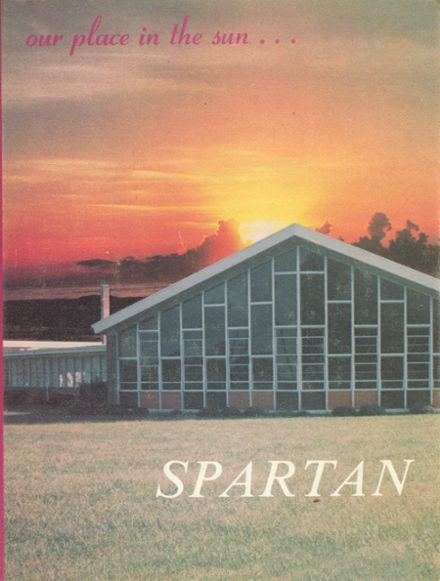 1980 Sun Valley High School Yearbook Cover