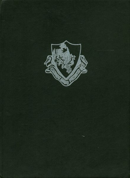 1945 Winchester Thurston High School Yearbook Cover