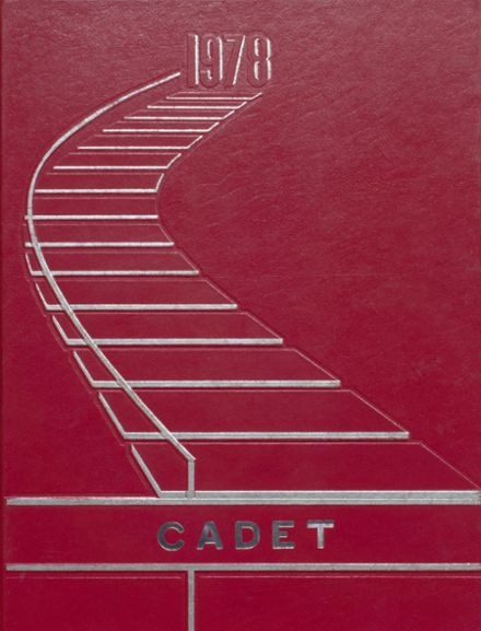 1978 West Point High School Yearbook Cover
