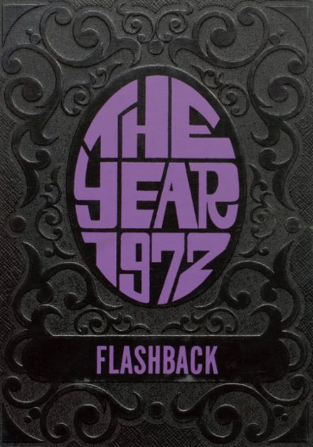 1972 Hi Plains High School Yearbook Cover