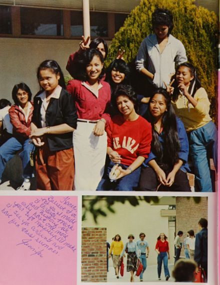1982 Fremont High School Yearbook Page 8