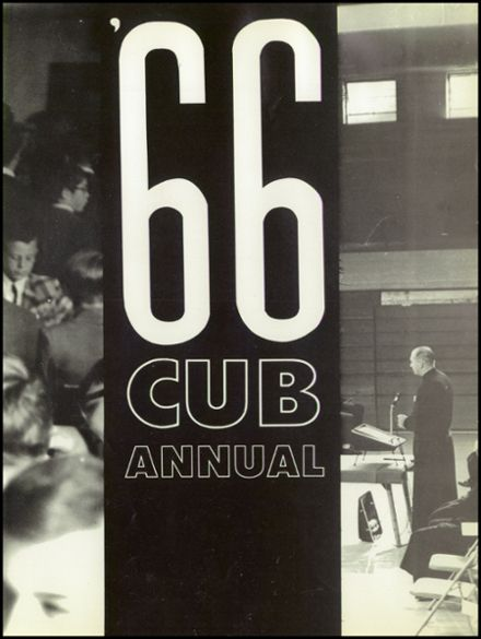 1966 University of Detroit High School Yearbook Page 5