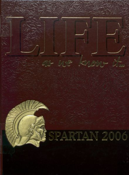2006 Burnt Hills-Ballston Lake High School Yearbook Cover