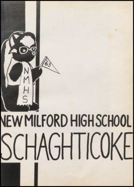 1963 New Milford High School Yearbook Page 5