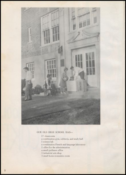 1963 New Milford High School Yearbook Page 6