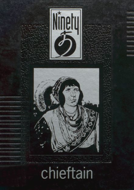 1995 Osceola High School Yearbook Cover