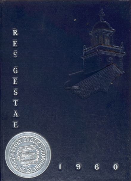 1960 The Stony Brook School Yearbook Cover