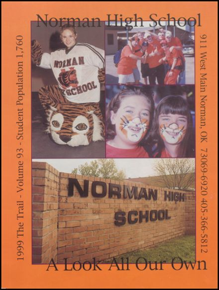 1999 Norman High School Yearbook Page 7
