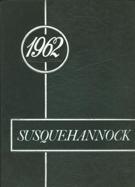 1962 Columbia High School Yearbook Cover