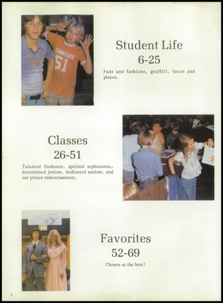 1978 Cathedral High School Yearbook Page 8