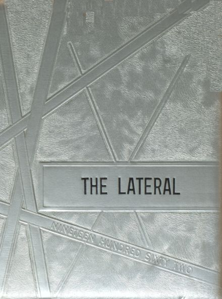 1962 Newell High School Yearbook Cover