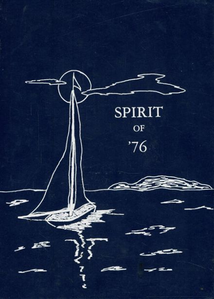 1976 Morse High School Yearbook Cover