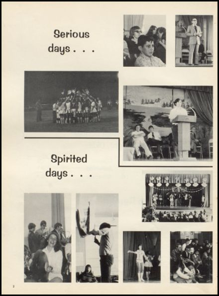 1975 Drumright High School Yearbook Page 6
