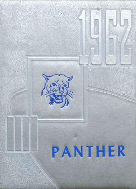 1962 Van Alstyne High School Yearbook Cover