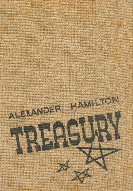 1942 Alexander Hamilton High School Yearbook Cover