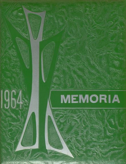 1964 Newfield High School Yearbook Cover